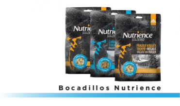 Bocadillos Nutrience